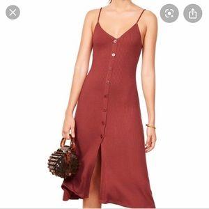 REFORMATION CASEY DRESS